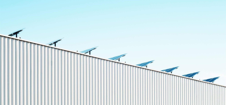 光伏屋面,钛锌板屋面,金属屋面,鑫明光,建筑光伏一体化