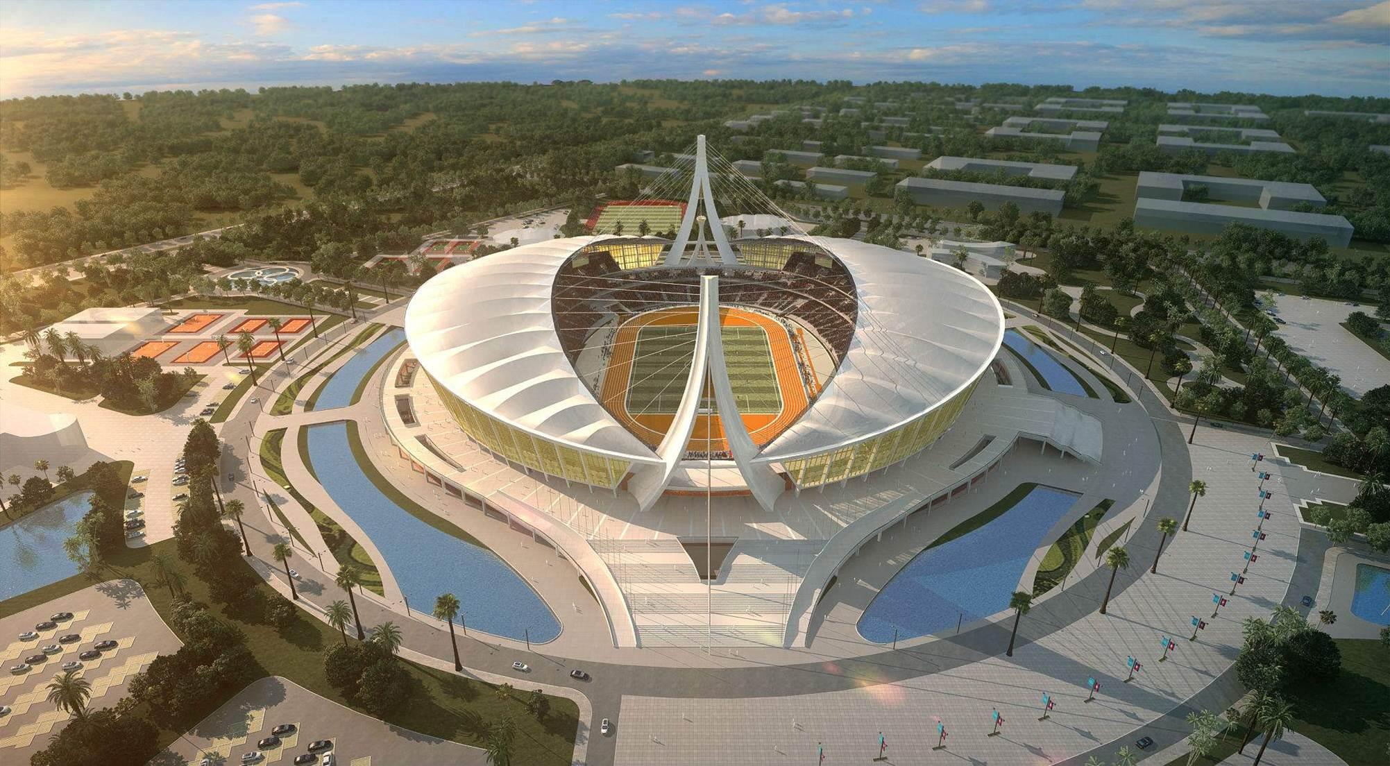 柬埔寨体育场