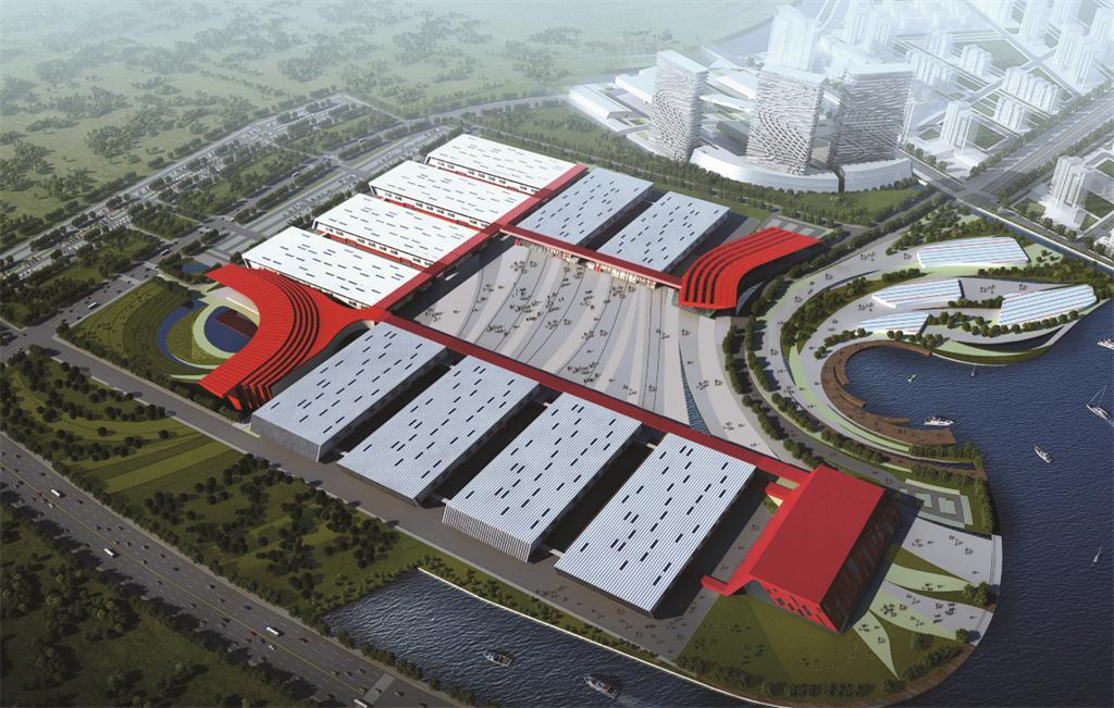 青岛国际会议展览中心