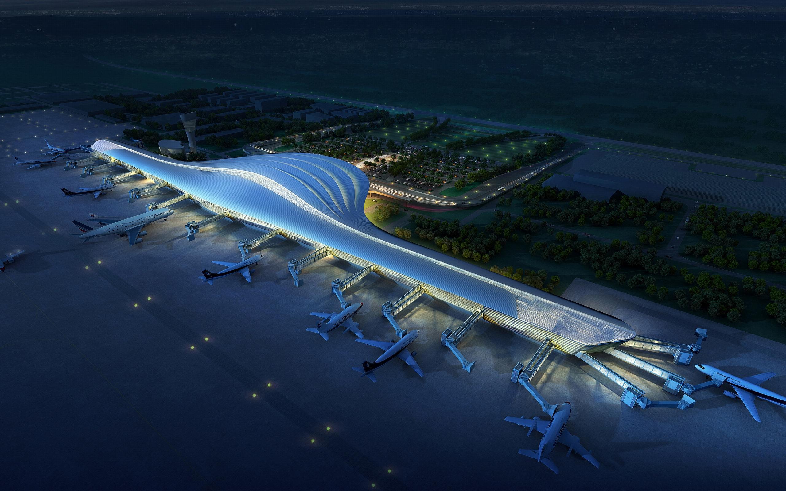 烟台潮水国际机场