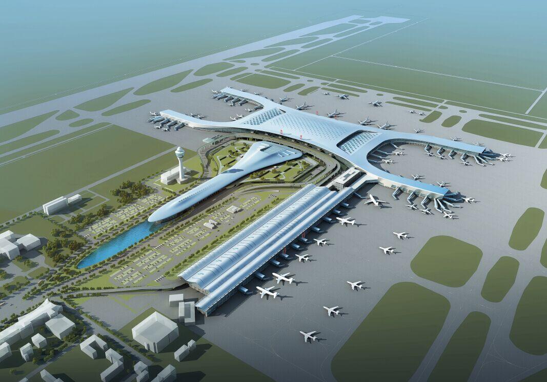 新郑国际机场T2航站楼