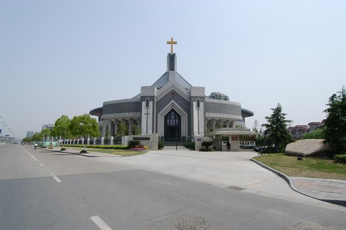 崇一堂教堂