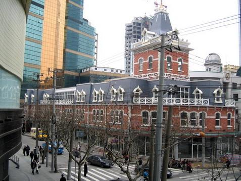 上海静安128商办大厦