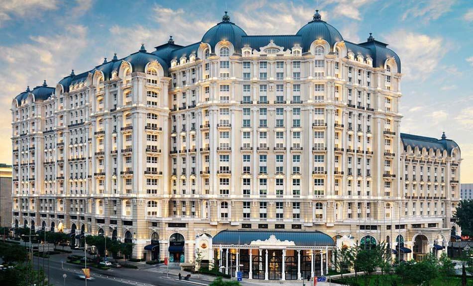 北京励俊皇宫酒店